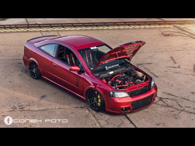 Opel Astra Bertone V6 Turbo - Cinek. 4K