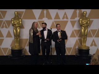 Coco - Best Animated Feature - Oscars 2018 - Full Backstage Interview
