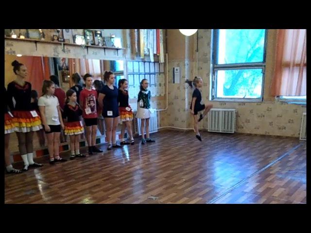Class Feis - Single Jig (Siberian Irish Dance Academy) | Ирландские танцы Кемерово