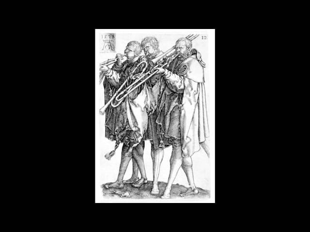 Praetorius - In Dulci Jubilo à 12, 16, 20 cum Tubis