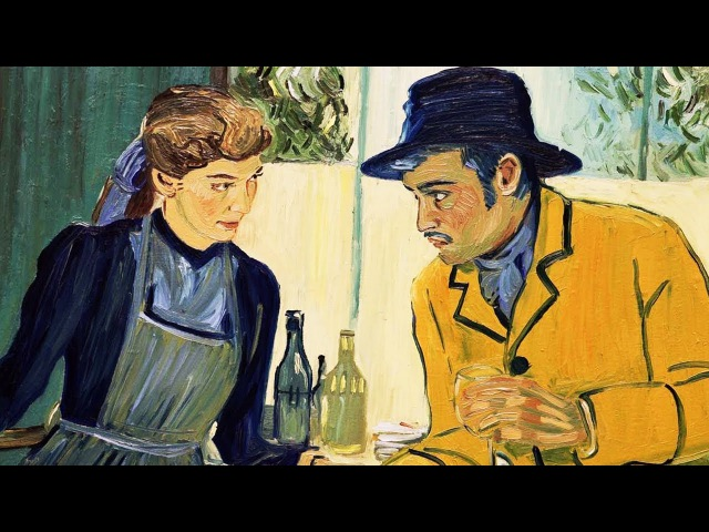 LA PASSION VAN GOGH Bande Annonce (Animation 2017) Pierre Niney
