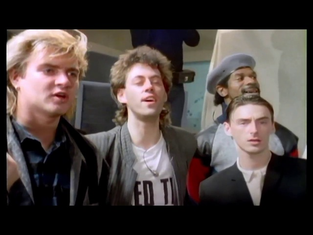 Do They Know It's Christmas - Band Aid 1984