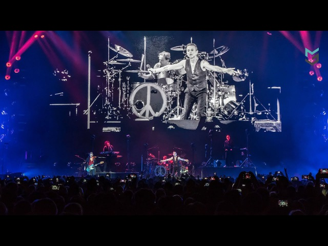 Documentary - Depeche Mode live 2018: Interview with Lighting Director Manny Conde