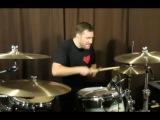 The Vandals - (But Then) She Spoke - (Drum Cover)(Matt Wilson Drummer)