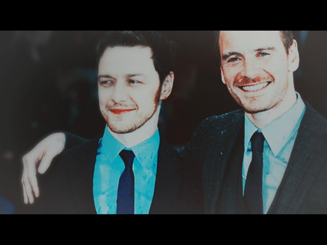James Mcavoy Michael Fassbender | S E X {for Marie}