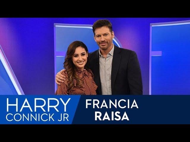 Francia Raisa on Donating her Kidney to Selena Gomez