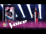 The Voice 2017 Brooke Simpson and Sia - Finale: