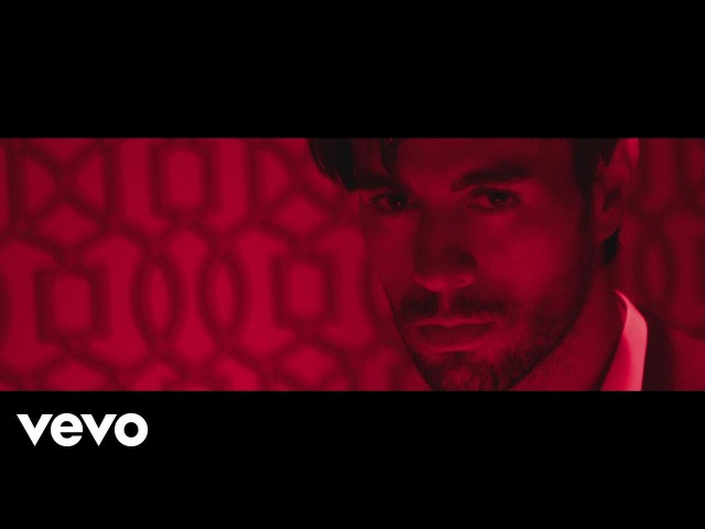 Enrique Iglesias - EL BAÑO ft. Bad Bunny