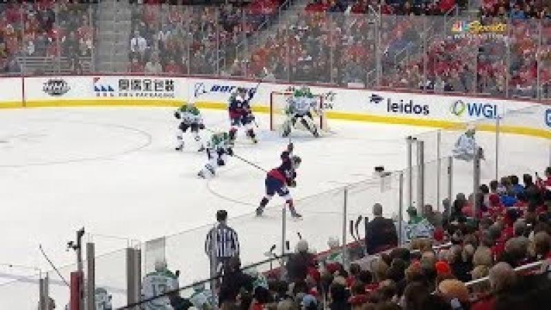 Вашингтон - Даллас   Stars vs Capitals. Mar 20, 2018