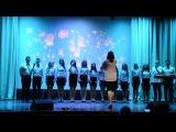 Народна псня Плине кача у виконан вокального ансамблю 1-го медичного факультету