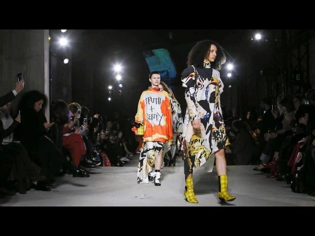 Marques'Almeida   Fall Winter 2018/2019 Full Fashion Show   Exclusive