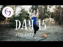 Плечи спина и равновесие День 15 Йога решение 30 Shoulders Upper back and Balance Day 15 With Fightmaster Yoga