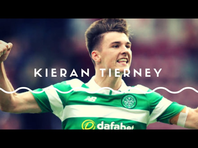 Kieran Tierney - Ultimate Runs, Skills and Defensive Show - 2017/2018 ||HD