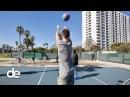 NBA ASW 2018 Vlog 2 incl workout tips feat Karrueche Filayyyy Christian Combs Dunk Elite