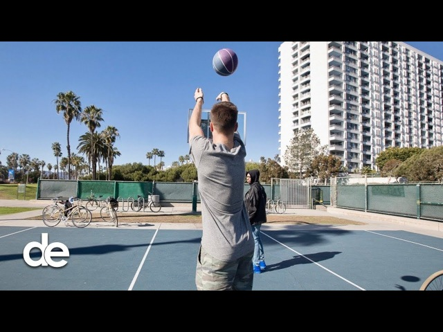NBA ASW 2018 Vlog 2 (incl. workout tips), feat Karrueche, Filayyyy Christian Combs | Dunk Elite