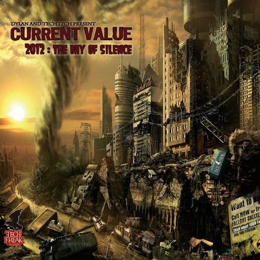 Current Value альбом 2012: The Day of Silence (2017 Remaster)