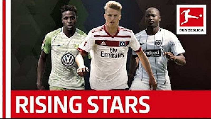 Origi, Willems and Arp - Rising Stars