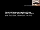 Wird das Video Sie ILLUMINIEREN, wer GADDAFI 2011 ermordete?Das BRiD-TV hat Ihnen das NICHT berichtet! (Deutsche Untertitel)