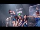 C-ute- Iron Heart(Concert Tour 2017 Haru -Celebration-