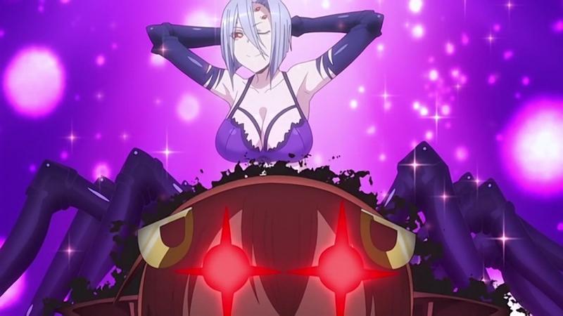Monster Musume no Iru Nichijou OVA-1 / Повседневная жизнь с девушкой-монстром (ОВА-1) - 2 серия END [Озвучка: AniLibria MVO]
