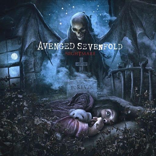Avenged Sevenfold альбом Nightmare