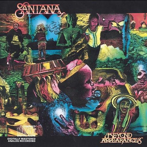 Santana альбом Beyond Appearances