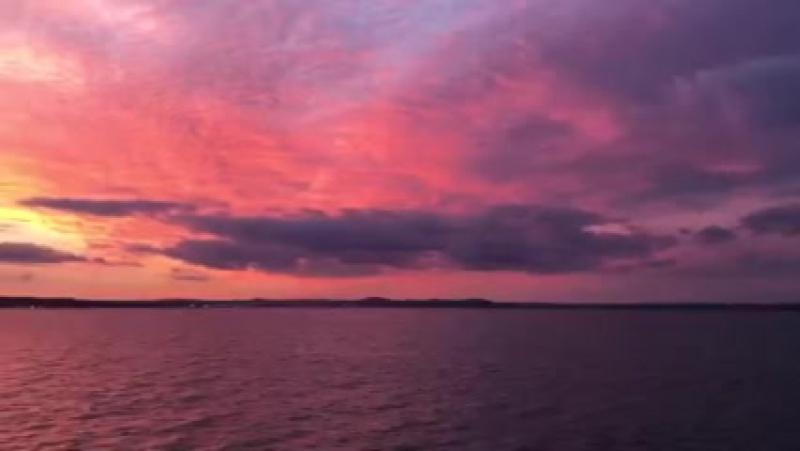 Крымский закат