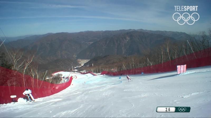 Горные лыжи. Супергигант. Мужчины. Лучшие моменты