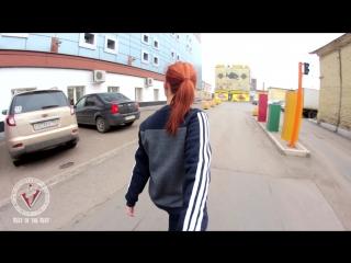 Дорога к магазину best of the best.