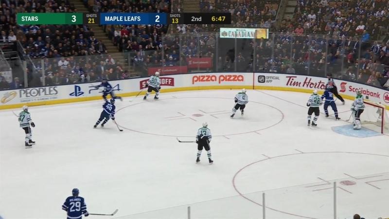 NHL 2017-18 / RS / 14.03.2018 / Dallas Stars vs Toronto Maple Leafs