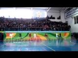 Видео обзор матча: Озенмунайгаз - Ынта. Чемпионат г.Актау. 5-тур. 21.01.18г.