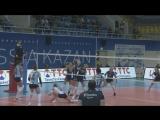 HIGHLIGHTS. Динамо-Казань — Сахалин Суперлига 2017-18. 1-4 финала. Женщины