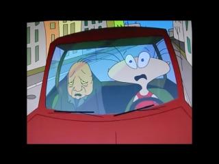 Масяня в автошколе