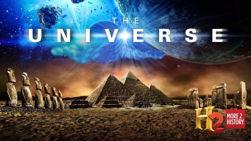 Вселенная 9 сезон 6 серия Инженерное дело Рима
