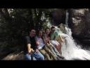 на водопаде Кук Караук