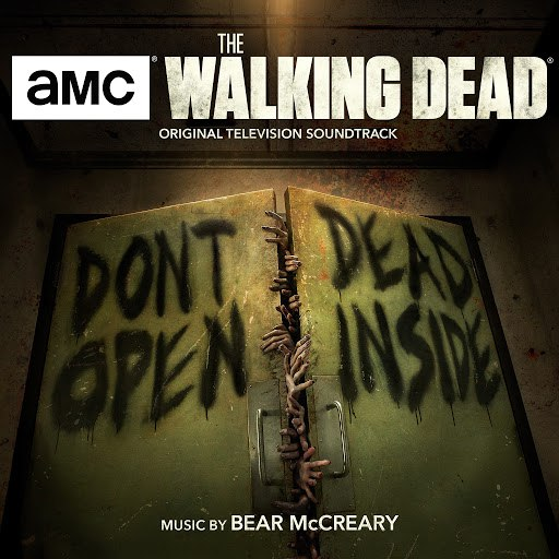 Bear McCreary альбом The Walking Dead (Original Television Soundtrack)