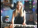 Мария Безрукова - песня о дожде и желтой прессе