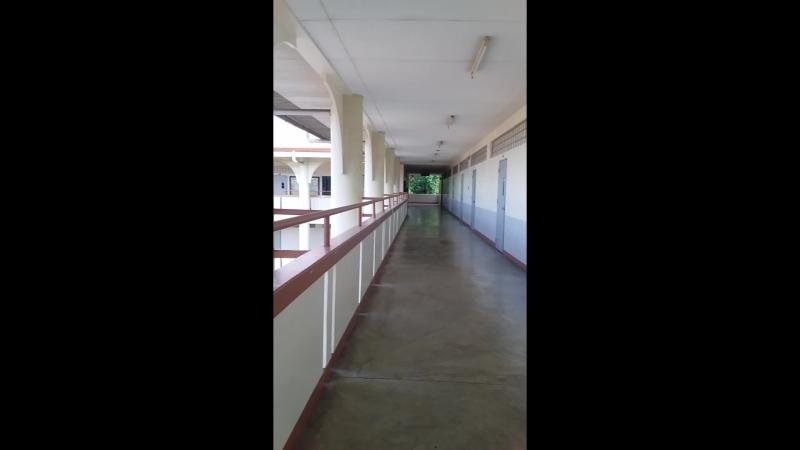 Top view of my school