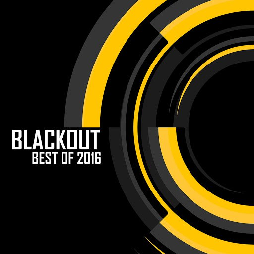 Black Sun Empire альбом Blackout: Best of 2016 (Mixed by Black Sun Empire)