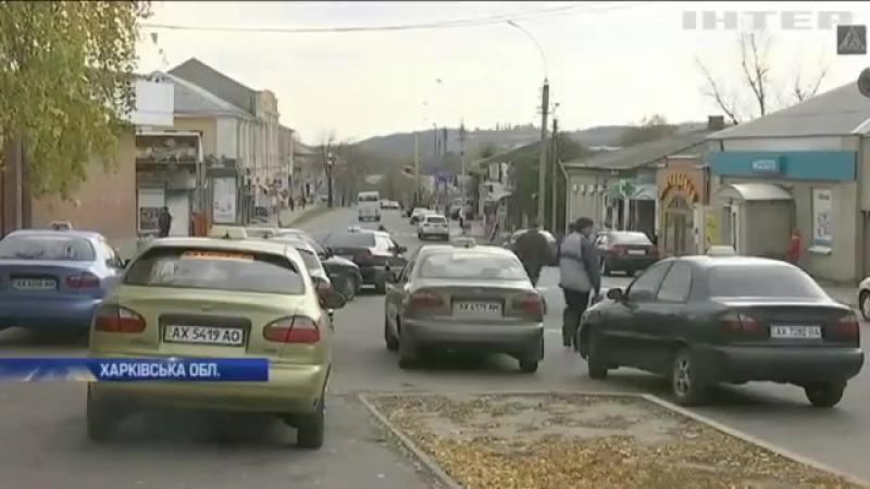 Разгул преступности в городе Купянск