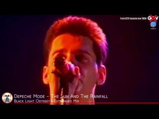 Depeche Mode - The Sun And The Rainfall (Black Light Odyssey's Estranged Mix)