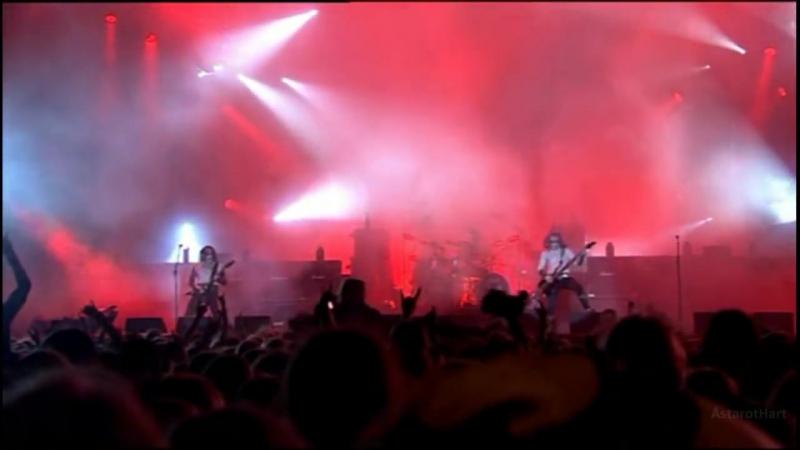 Immortal - Blashyrk (Mighty Ravendark) (live Wacken Open Air 2007) HD