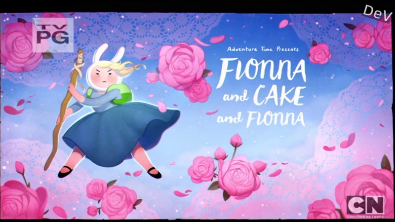 Adventure Time S09E12 Fionna and Cake and Fionna - Время Приключений (rus sub) Сезон 9 Серия 12 Озвучка (Перевод DeVa)