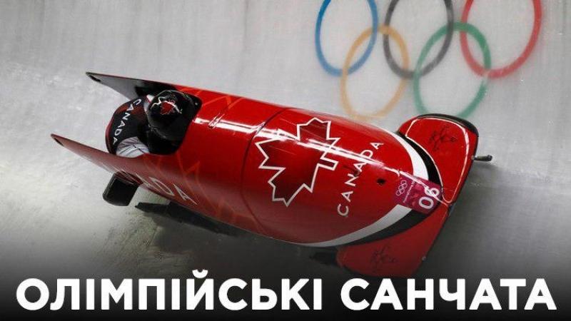 Санні види спорту Олімпіади