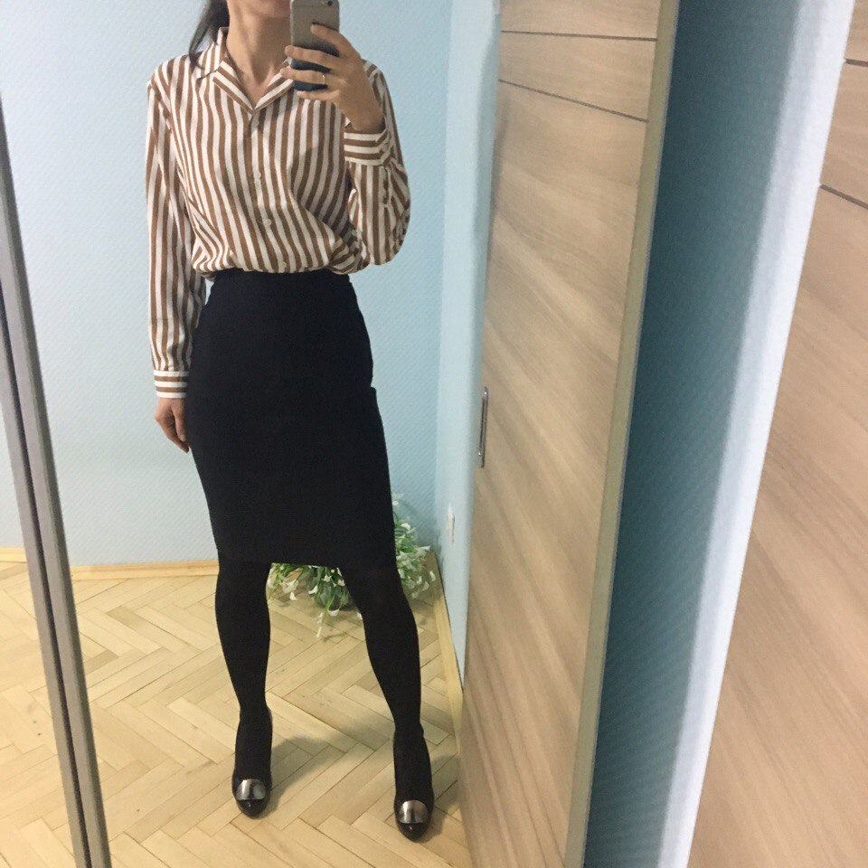 Блуза в которой любая станет бизнес-леди