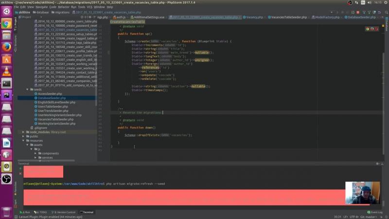 BadCoder! ~ Пишем фильтры! djinni.co клон на Laravel и Vue.js - 3