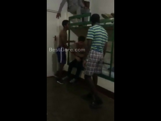 Light Skinned Student Ganged Up on and Beaten by Blacks at Chengelo School in Mkushi, Zambia