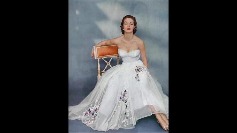 Женственный гламур 50-х