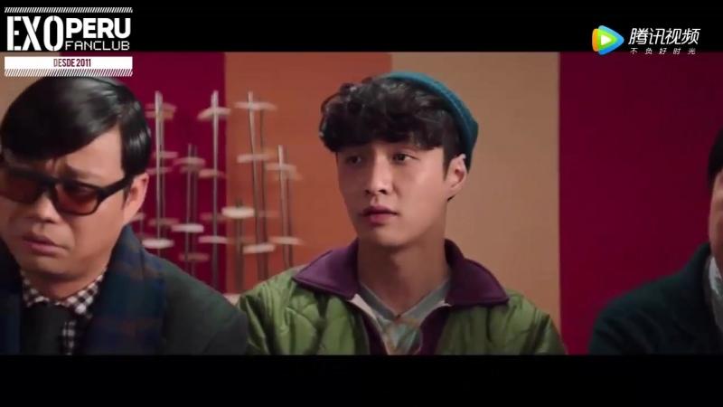 [SUB ESP] 18/02/20 - Lay @ Video promocional de año nuevo chino del debut direccional de Huang Bo