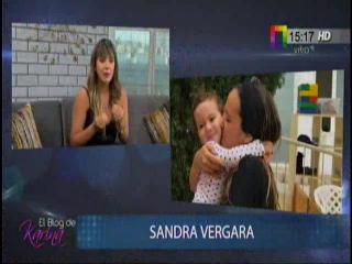 Entrevista a Sandra Vergara en el Blog de Karina